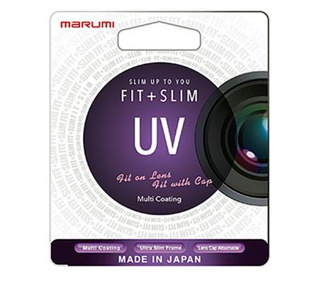 Marumi Fit + Slim MC UV 62mm