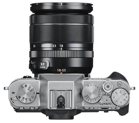 Fujifilm XT30 Kit 18-55mm F/2.8-4 OIS Silver