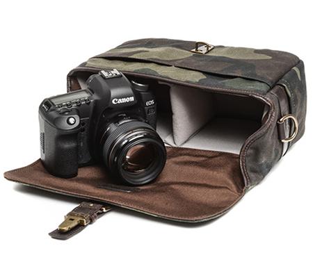 ONA Prince Street Camera Messenger Bag (Camouflage)