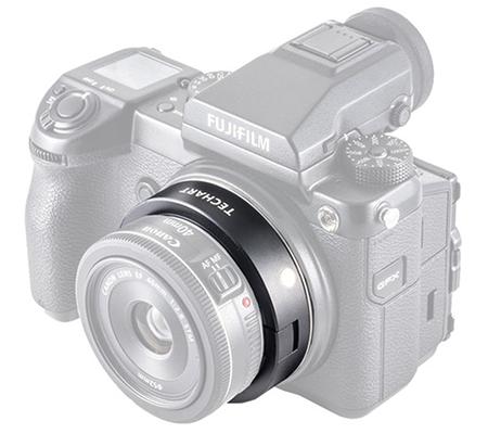 Techart Canon EF Lens To Fujifilm GFX Autofocus Adapter