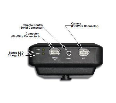 Focus Enhancements FS-100 160GB Portable DTE Recorder