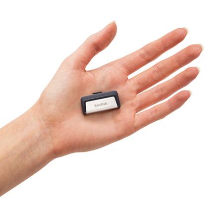 SanDisk 128GB Ultra Dual Drive USB OTG Type-C 3.1 Flash Drive