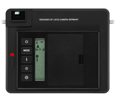 Leica Sofort Instant Film Camera Black