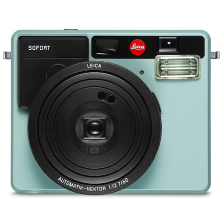 Leica Sofort Instant Film Camera Mint