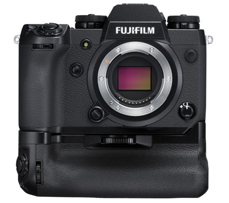 Fujifilm XH1 Body + Battery Grip