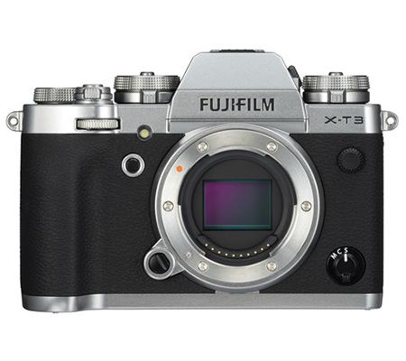 Fujifilm XT3 Body Silver + XF 56mm F1.2 R