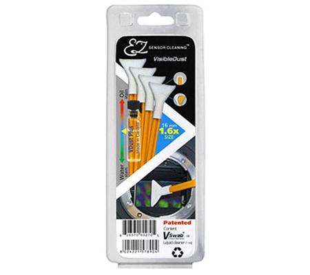 VisibleDust EZ kit Dual Power Thin Lite 1.6x Orange