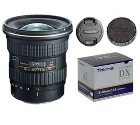 ::: USED ::: Tokina for Canon AT-X 11-20mm F/2.8 PRO DX (Mint-144)