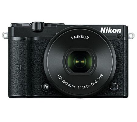 Nikon 1 J5 kit VR 10-30mm f/3.5-5.6 PD-Zoom Black