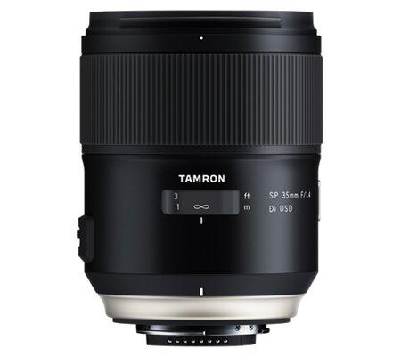 Tamron for Nikon SP 35mm f/1.4 Di USD