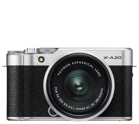 Fujifilm XA20 kit XC15-45mm/f3.5-5.6 OIS PZ