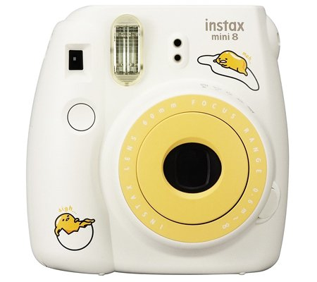 Fujifilm Instax Gudetama Special Package (Include In The Box 1pack Paper Gudetama)