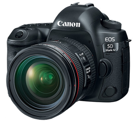 Canon EOS 5D Mark IV kit EF 24-70mm f/4L IS USM