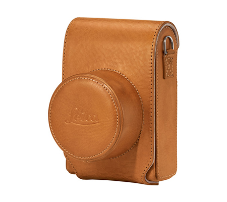 Leica Case D-Lux 7 Leather Brown (19555)