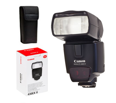 ::: USED ::: Canon Speedlite Flash 430 EX II (Excellent-720)