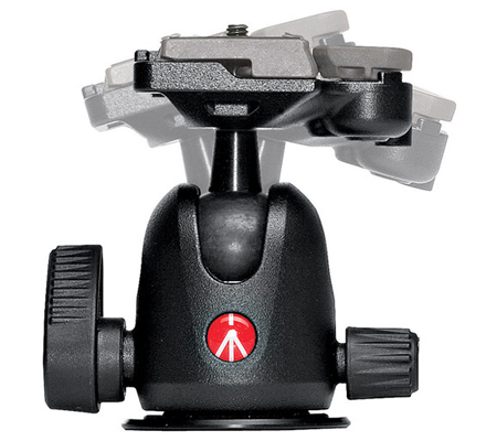 Manfrotto 494RC2 Mini Ball Head with RC2 Quick Release