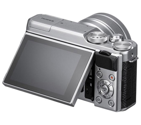 Fujifilm XA20 kit XC 15-45mm f/3.5-5.6 OIS PZ Silver