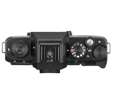 Fujifilm XT100 kit XC15-45mm f/3.5-5.6 OIS PZ Black