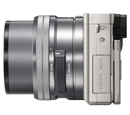 Sony Alpha A6000 kit 16-50mm f/3.5-5.6 OSS Silver