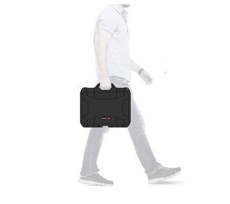 Nanuk 915 Waterproof Hard Case With Foam Insert Black