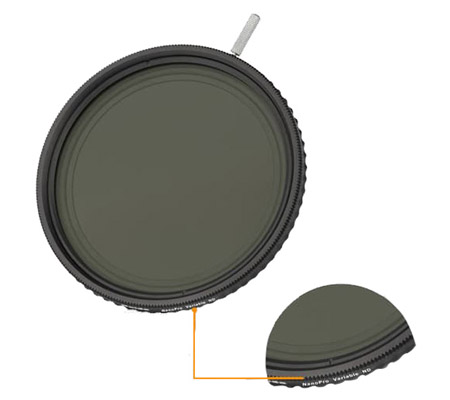 Haida NanoPro Variable ND Ultra Wide Angle 77mm - HD4221