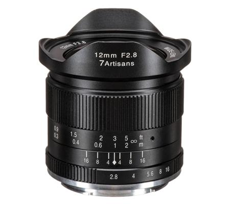 7Artisans 12mm f/2.8 for Sony E Mount