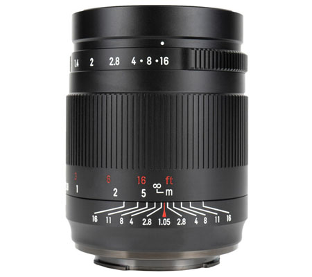 7Artisans Photoelectric 50mm f/1.05 Lens for Panasonic Leica L Mount Full Frame