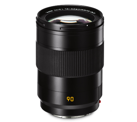Leica  APO-Summicron-SL 90mm f/2 ASPH Black Anodized Finish (11179)