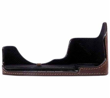 Gariz Halfcase for Sony A6500 (XS-CHA6500BR) Brown