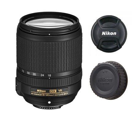 ::: USED ::: Nikon AF-S 18-140mm F/3.5-5.6G DX ED VR (100% Brand New-858)