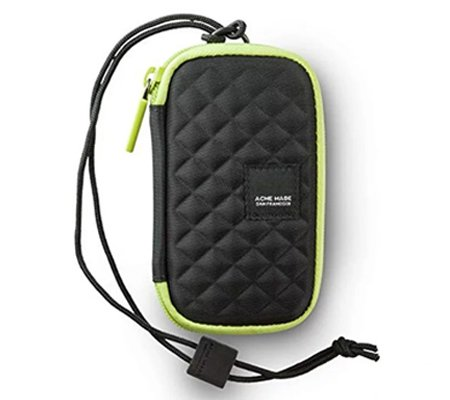 Acme Made Fillmore Hard Case Pouch Lime for Compact Camera