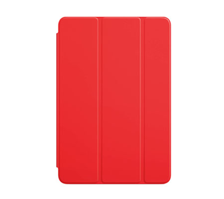 ::: USED ::: Apple Smart Cover for iPad mini 1/2/3 (Red) (Mint)