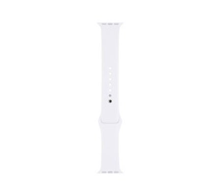 ::: USED ::: Apple Watch Sport Band 38mm (White) (Excellent To Mint)