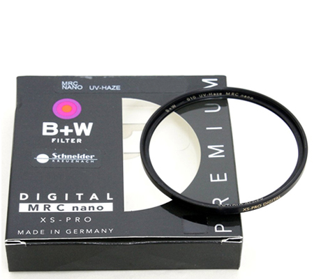 B+W XS-Pro SLIM UV Haze MRC Nano Coating 72mm