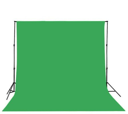 BD Background Paper Green 2.72m X 11m