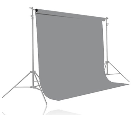 BD Background Paper Gray Stone 2.72m x 11m
