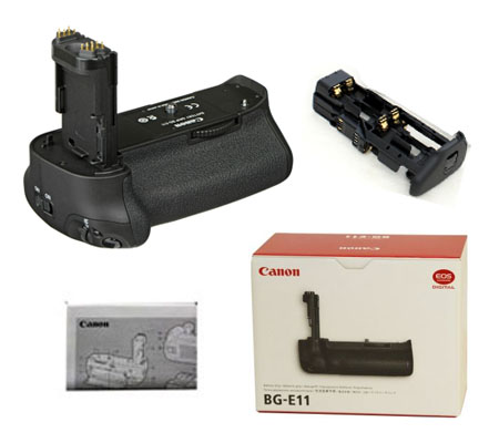 ::: USED ::: Canon BG-E11 Battery Grip (Mint-863)
