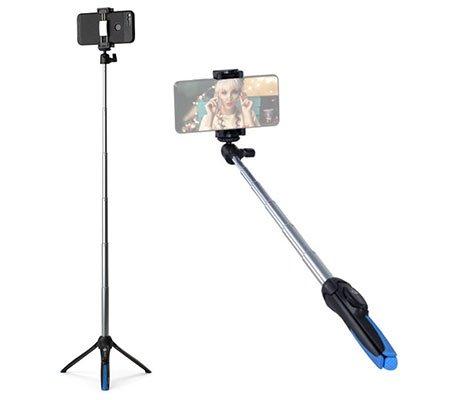 Benro BK15 Mini Tripod & Selfie Stick for Smartphone