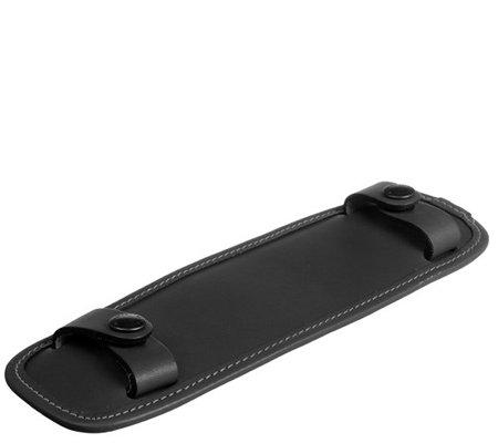 Billingham SP50 Shoulder Pad Black 100% Handmade in England