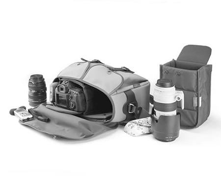 Billingham Hadley One Black Camera Bag 100% Handmade in England