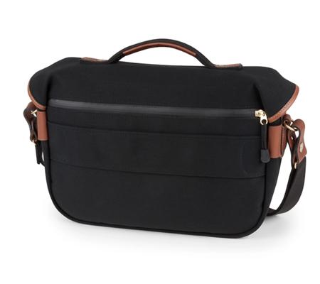 Billingham Hadley Pro 2020 Camera Bag Black Tan 100% Handmade in England