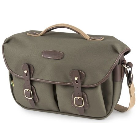 Billingham Hadley Pro 2020 Camera Bag Sage Choco 100% Handmade in England