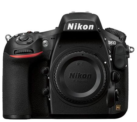 Nikon D810 Body.