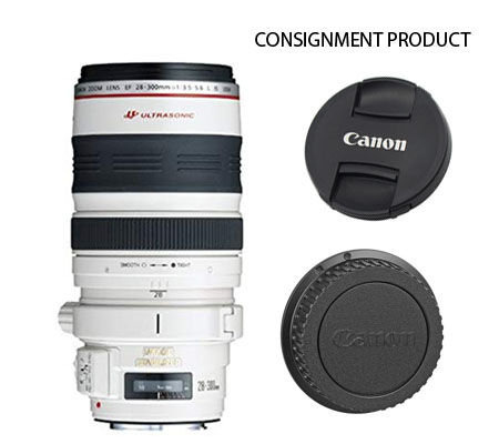 :::USED:::Canon EF 28-300mm f/3.5-5.6L IS USM (Excellent-050) Consignment