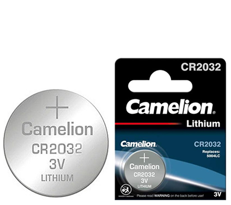 Camelion CR2032 3V Coin Cell Lithium Battery
