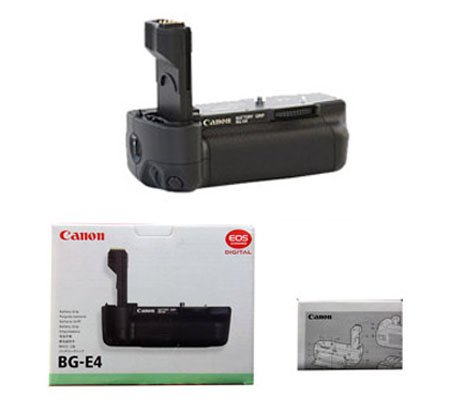 ::: USED ::: Canon BG-E4 Vertical Grip (Very Good To Excellent)
