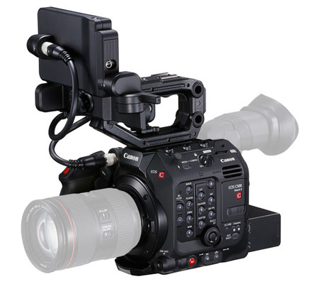 Canon EOS C500 Mark II Cinema Camera Body