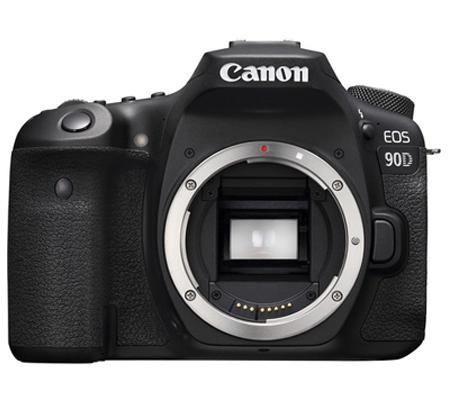 Canon EOS 90D Body Built-in WiFi