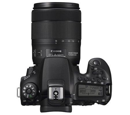 Canon EOS 90D kit EF-S 18-135mm f/3.5-5.6 IS USM Built-in WiFi