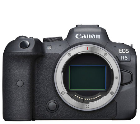 Canon EOS R6 Body Only